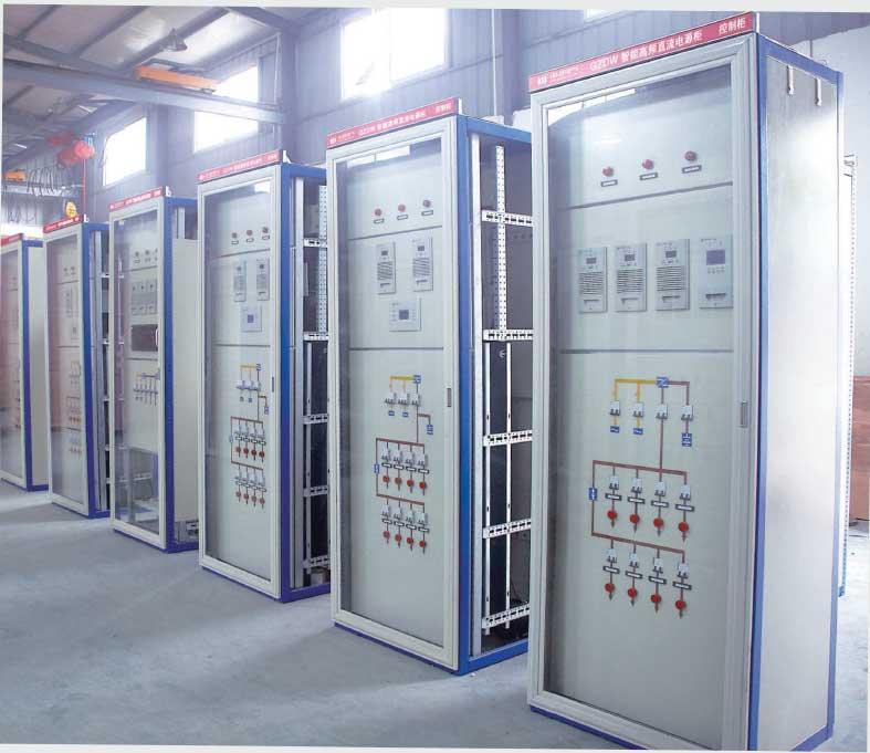 100Ah/220V柜式直流电源