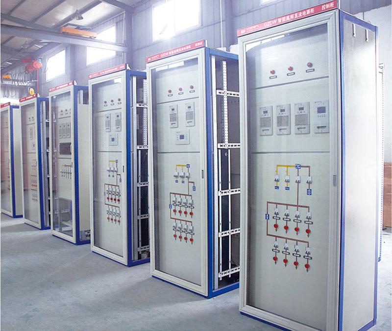 100Ah/220V柜式直流电源1