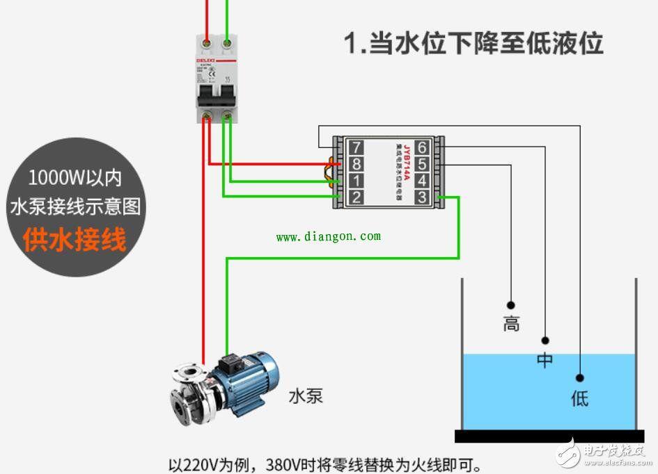 1000W以內水泵接線示意圖供水接線.jpg