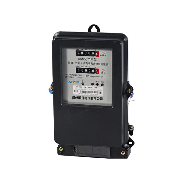 DTS(X)2057, DSS(X)2057 係列三相電子式有功無功組合電能表