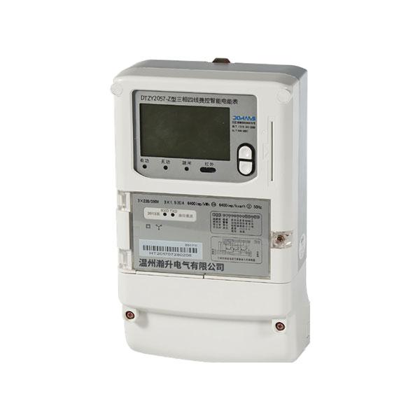 DTZY2057、DTZY82057C-Z 係列三相費控智能電能表