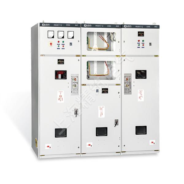 HXGN□-12箱式固定交流金属封闭开关设备