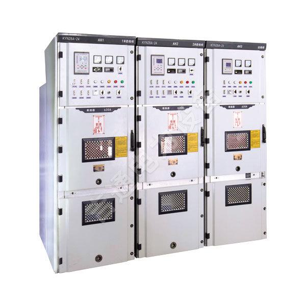 KYN28A-24(Z)凱裝修開式交流金屬封閉開關設備