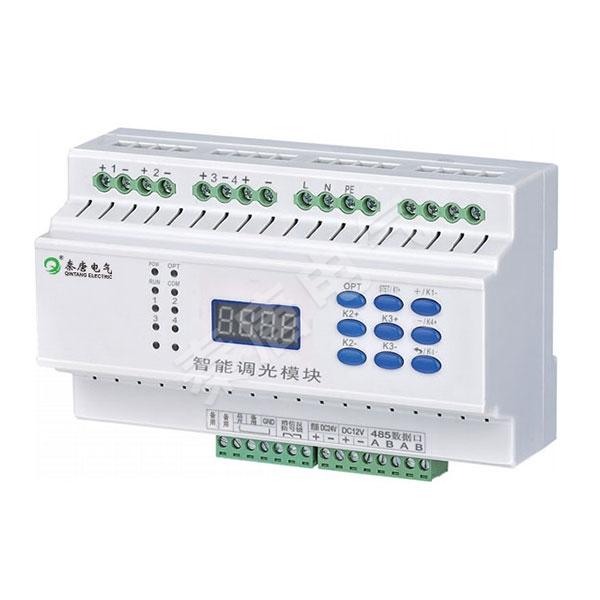 CQT-0401TG 可控硅智能調光模塊
