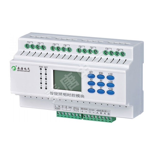 CQT-0816/20SK 智能照明時控模塊