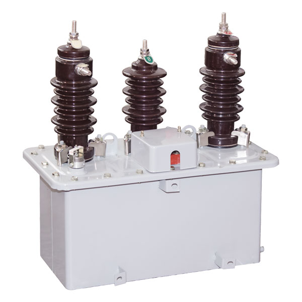 JLS-10、6、3  高壓計量箱(組合互感器)的油浸式係列
