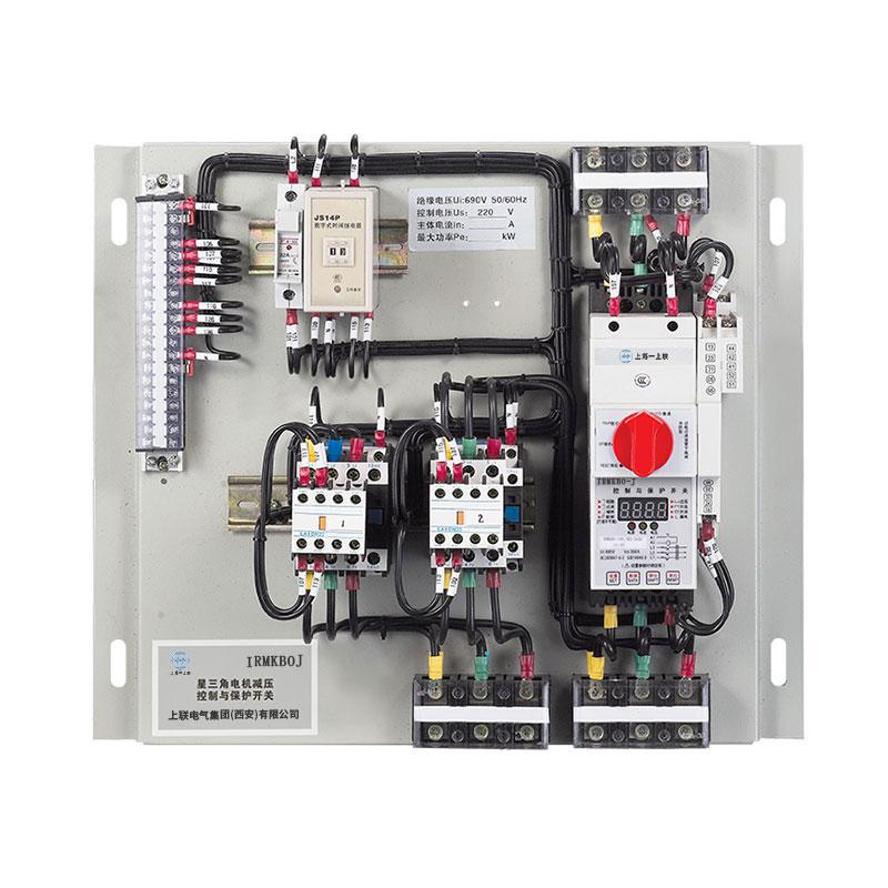 IRMKBO-J星三角控制與保護開關電器