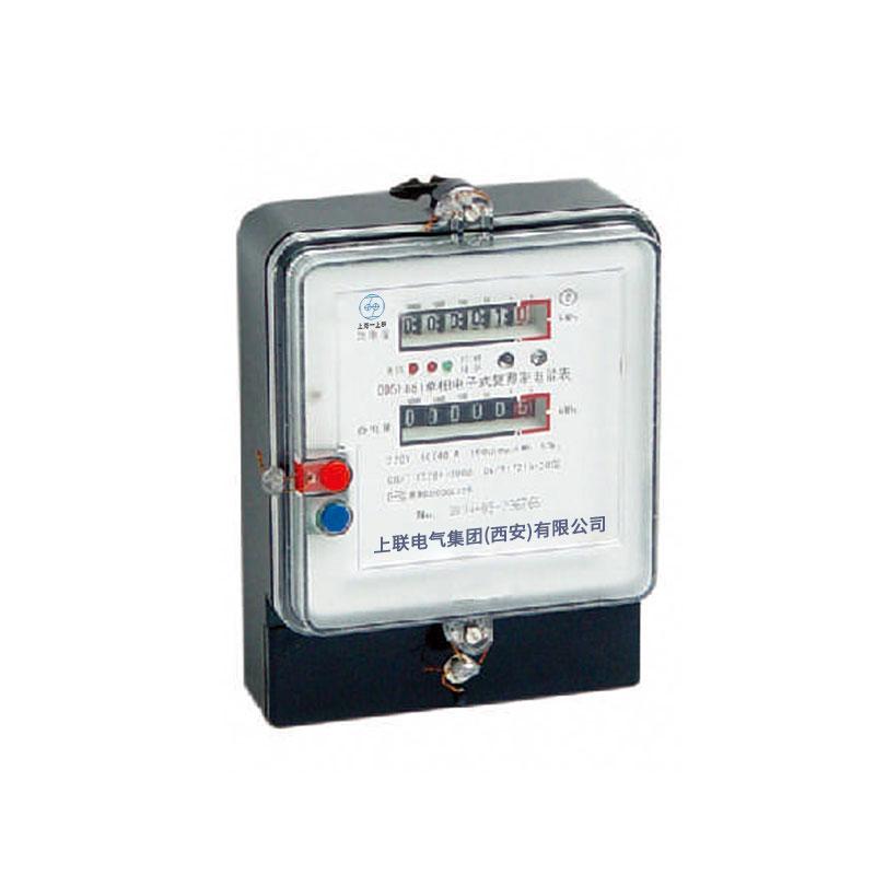 DDSF6677  單相復費率電能表