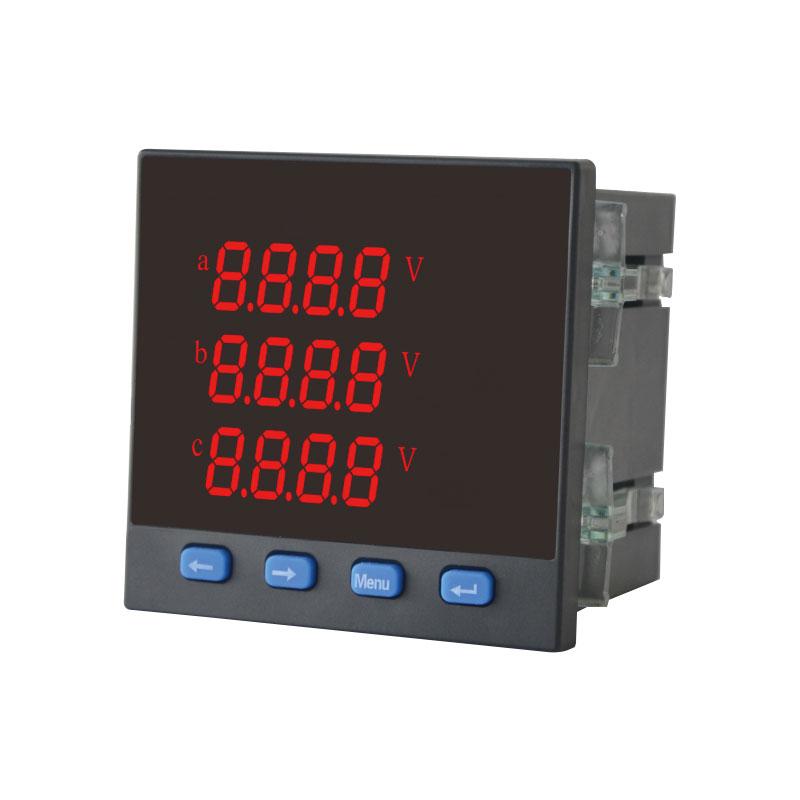 IRM194U三相電壓表