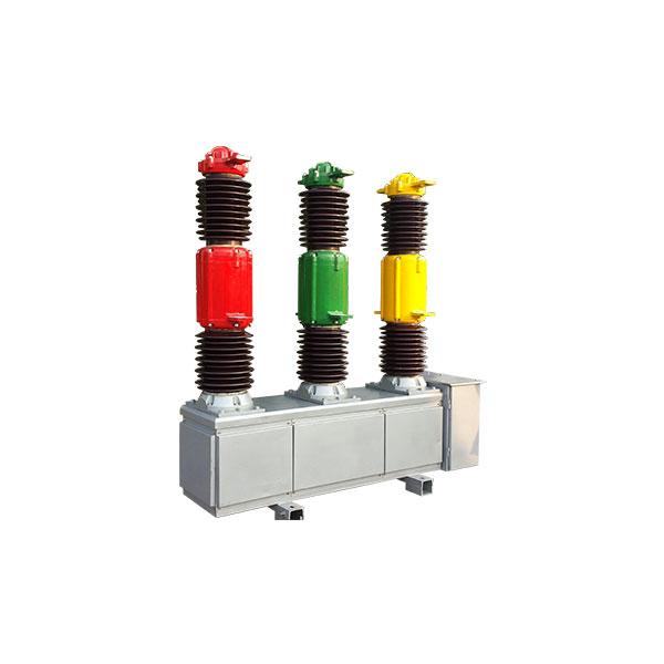 LW8-40.5 戶外高壓SF6 斷路器