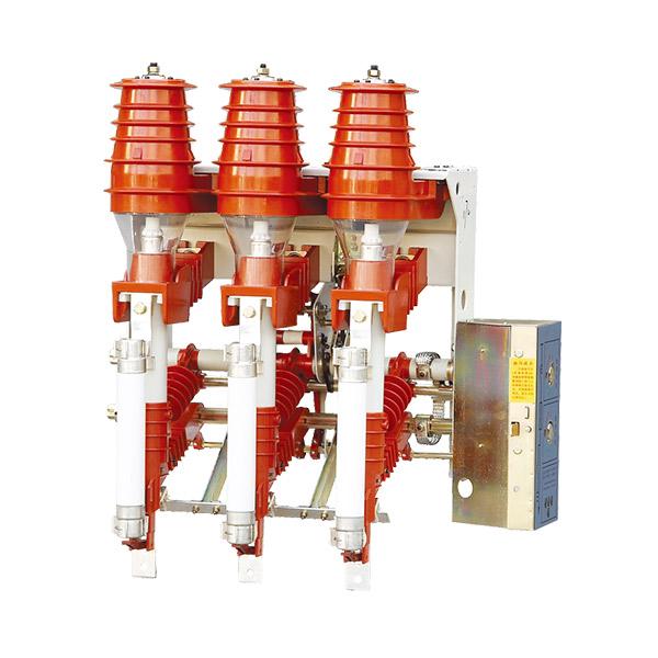 FKN12A-12、FKRN12A-12系列壓氣負荷開關-熔斷器組合電器