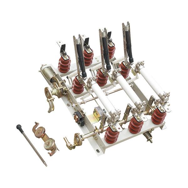 FN5-12系列戶內高壓負荷開關及熔斷器組合電器