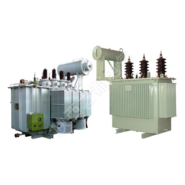 35kV 油浸式電力變壓器