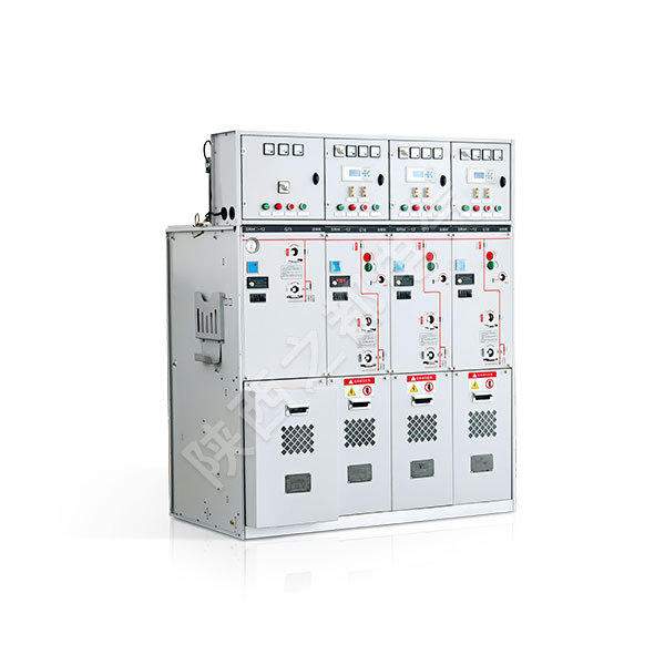 SRM □ -12 全封闭全绝缘充气式环网开关设备