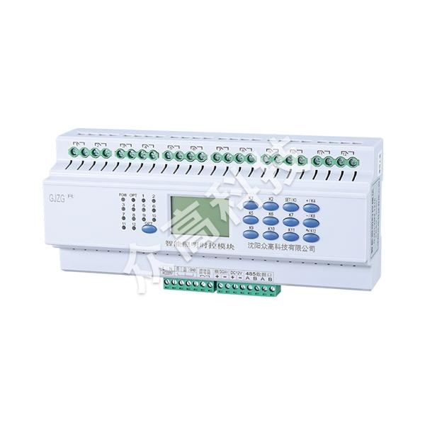 GJZG-ZM2-1216 智能照明時控模塊