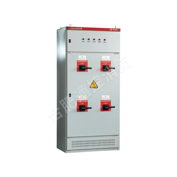 TK-XFYJ消防机械应急强启控制柜