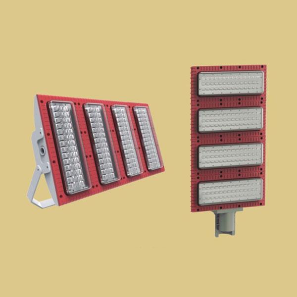 LED防爆燈支架式安裝法