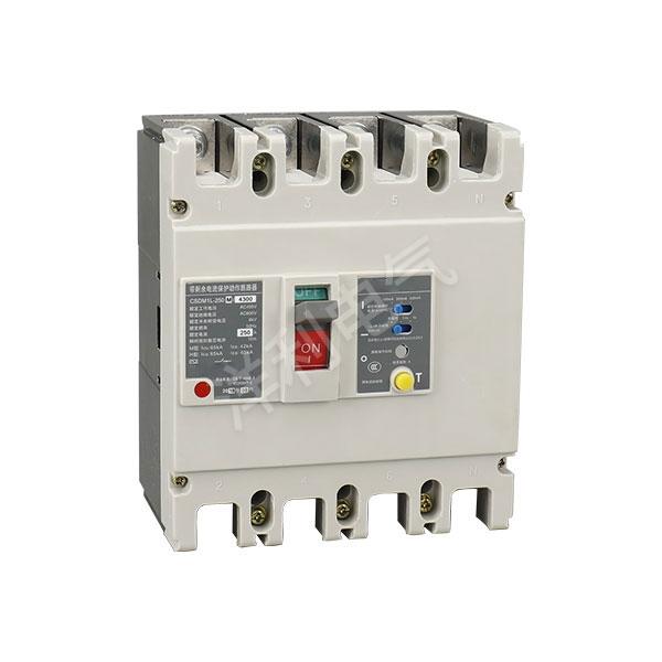 HZLM1L带剩余电流保护塑料外壳式断路器