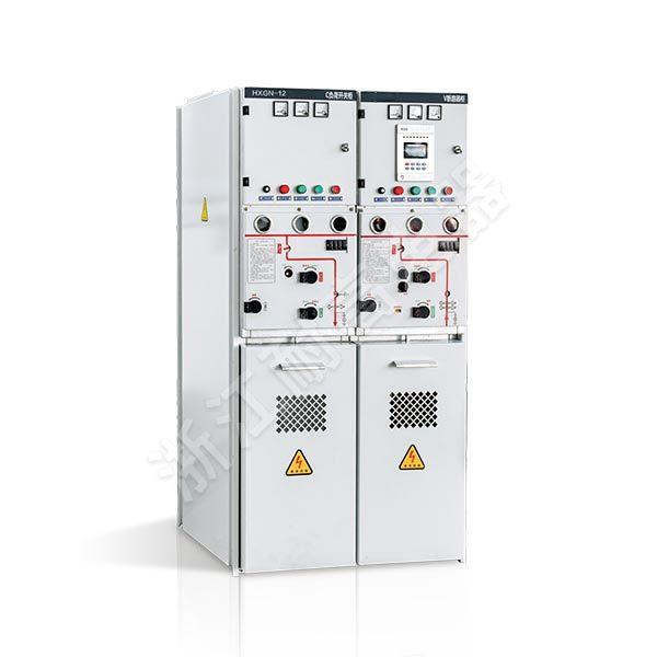 HXGN-12 智能固體絕緣柜