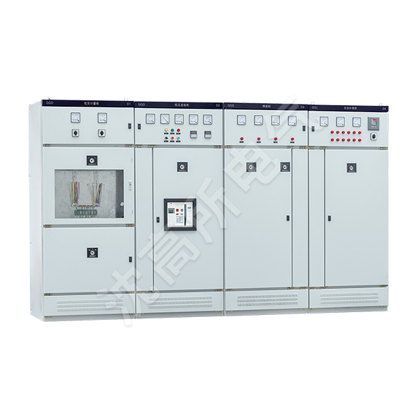 GGD低壓固定式成套開關設備
