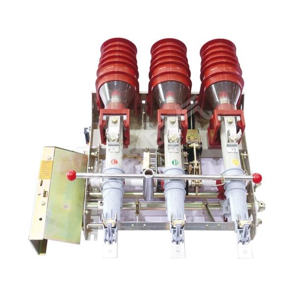FKN12-12/FKRN12-12D戶內高壓壓氣式負荷開關