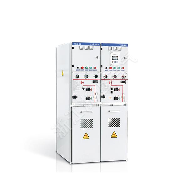 XGN-12 智能固體絕緣柜