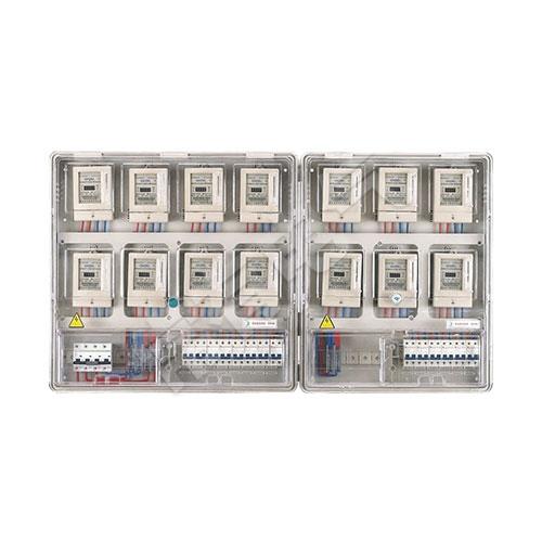 LG-PCBOX-DU14单相十四表位电表箱