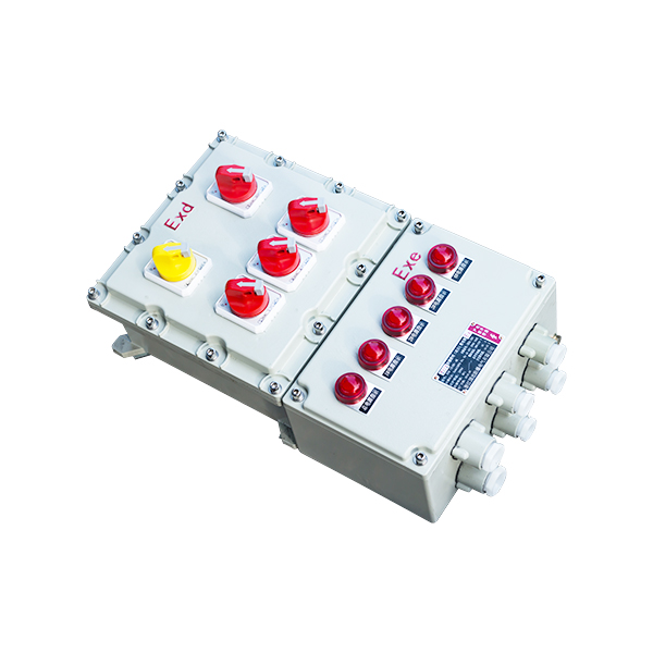 BXM(D)53-4防爆照明動力配電箱