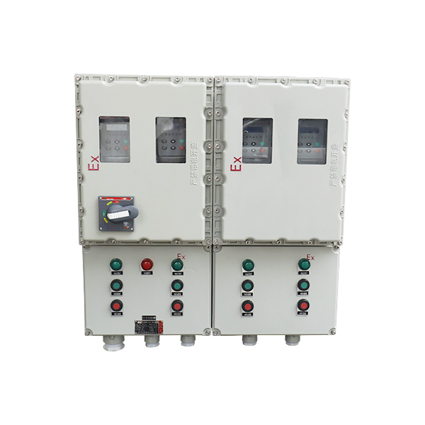 BXM(D)53防爆照明動力配電箱_5(IIB、IIC、戶內、戶外)-可按需製作