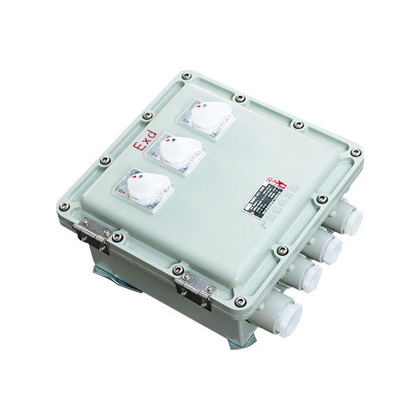 BXM(D)53-6防爆照明動力配電箱