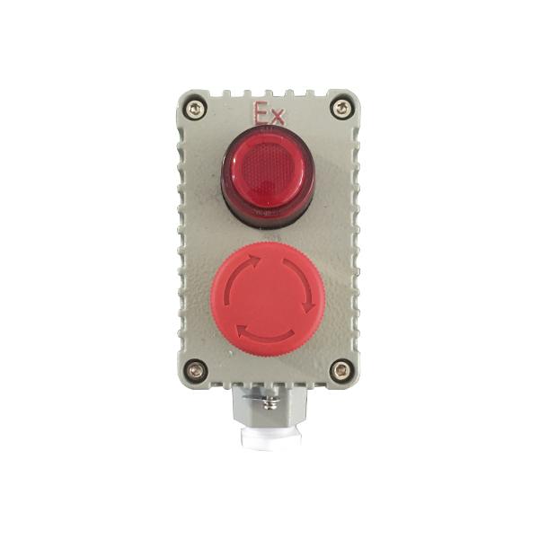 LA53_2防爆控制按钮