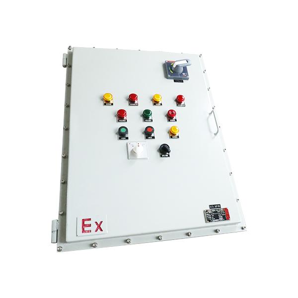 BXM(D)53防爆照明動力配電箱_4(IIB、IIC、戶內、戶外)-可按需製作