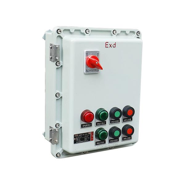 BXK粉尘防爆控制箱_5(IIB、IIC)