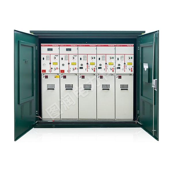 DFWK 电缆分支箱( 户外开闭所)